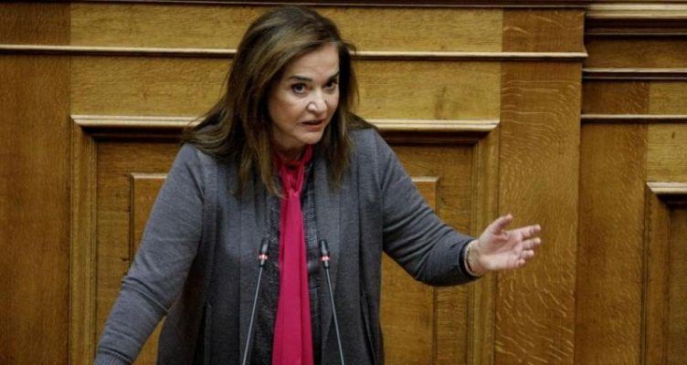 Ντόρα Μπακογιάννη: Αν κάνουμε πόλεμο θα είμαστε μόνοι μας