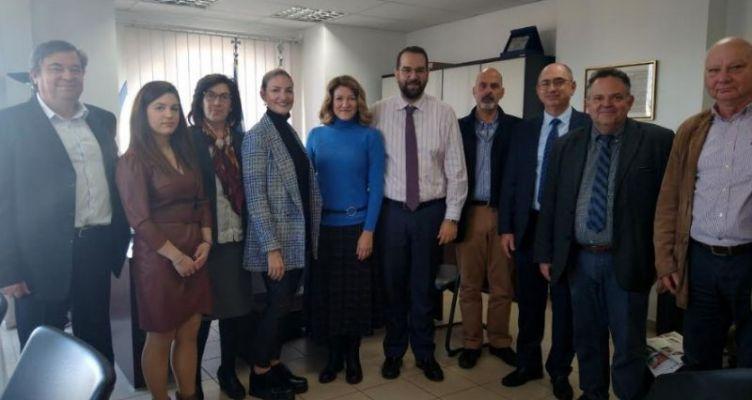 Ορκίστηκαν τα μέλη του νέου Δ.Σ. του Ιδρύματος Στήριξης Ογκολογικών Ασθενών «Η ΕΛΠΙΔΑ»