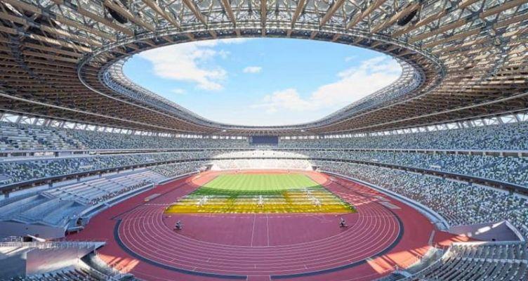 Η «καρδιά» των Ολυμπιακών Αγώνων του Τόκιο – Έτοιμο το εντυπωσιακό στάδιο
