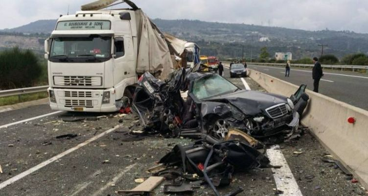 Τέσσερα θανατηφόρα ατυχήματα τον Μάιο στη Δ. Ελλάδα