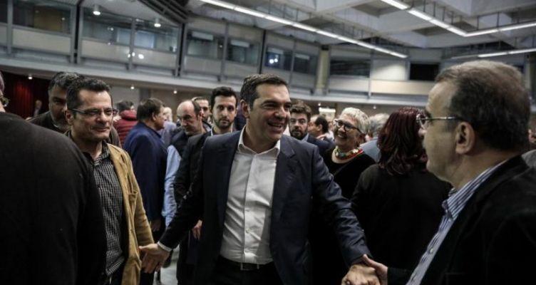 Ο Τσίπρας ζήτησε ενημέρωση πολιτικών κομμάτων για τα Ελληνοτουρκικά