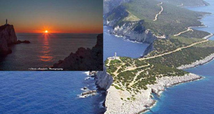 Γιατί πηδούσαν οι ερωτευμένοι από τον βράχο του Ακρωτηρίου Λευκάδας;