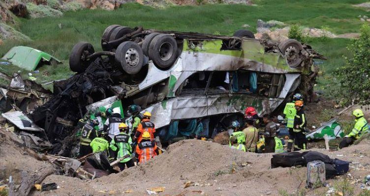 Χιλή: Τουλάχιστον 21 νεκροί σε τροχαίο με λεωφορείο στη βόρεια πόλη Ταλτάλ
