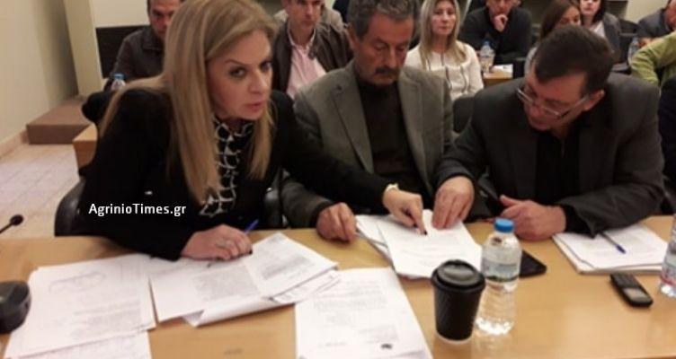 Χριστίνα Σταρακά: «Αντιαναπτυξιακό, χωρίς όραμα και στρατηγική το τεχνικό πρόγραμμα»