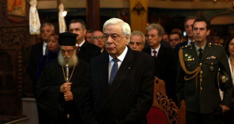Παυλόπουλος: Η αυθαιρεσία της Τουρκίας δεν θα περάσει – Θα υπερασπιστούμε τα κυριαρχικά μας δικαιώματα