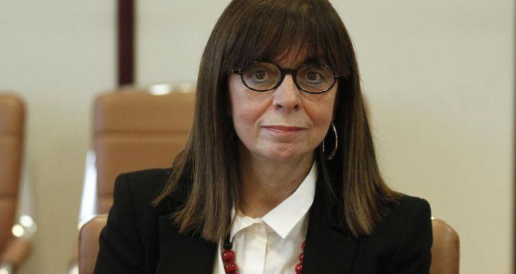 Γυναίκα ΠτΔ! Αναλαμβάνει από 13 Μαρτίου η Αικ. Σακελλαροπούλου