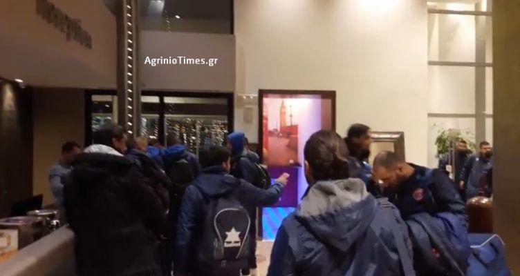 AgrinioTimesTV – Κύπελλο Ελλάδας 2019 – 2020: Στο Αγρίνιο η αποστολή του Πανιωνίου