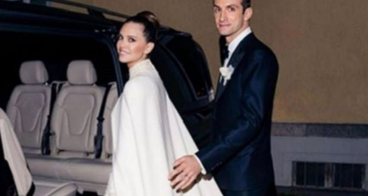 Σταύρος Νιάρχος – Ντάσα Ζούκοβα: Η πρώτη φωτογραφία του λαμπερού γάμου στο St Moritz!