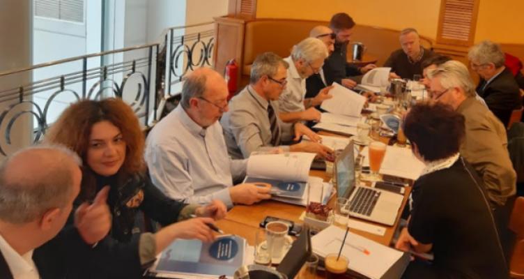 Ο Δήμος Θέρμου στην συνεδρίαση του Δ.Σ. του δικτύου πόλεων με λίμνες για το 2020