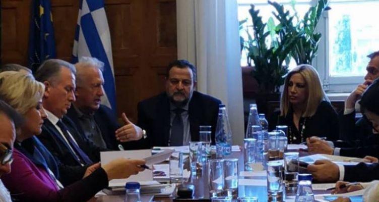 Γεννηματά για τον Εκλογικό Νόμο: Ο κ. Μητσοτάκης ανοίγει τον ασκό του Αιόλου