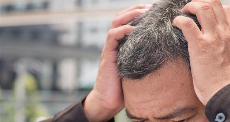 Λύθηκε το μυστήριο των γκρίζων μαλλιών λόγω άγχους