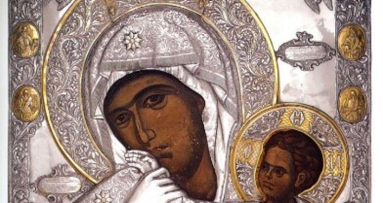 Ι.Ν. Αγίας Τριάδος Αγρινίου: Εορτή της Συνάξεως της Θαυματουργού εικόνας «Παναγία η Παραμυθία»