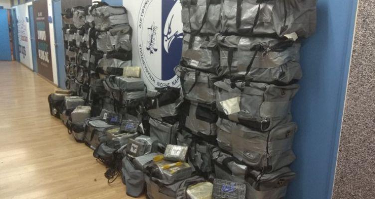 Αστακός Αιτωλ/νίας: Μυστικοί αστυνομικοί στο ιστιοφόρο της κοκαΐνης