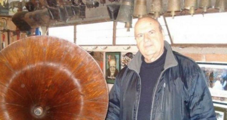 Η Μαγεία του γραμμόφωνου στο Μουσείο Νίκου Ράππου στην Κωνωπίνα!