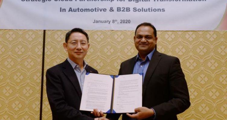 Συνεργασία Microsoft και LG με στόχο τα συστήματα ψυχαγωγίας αυτοκινήτου