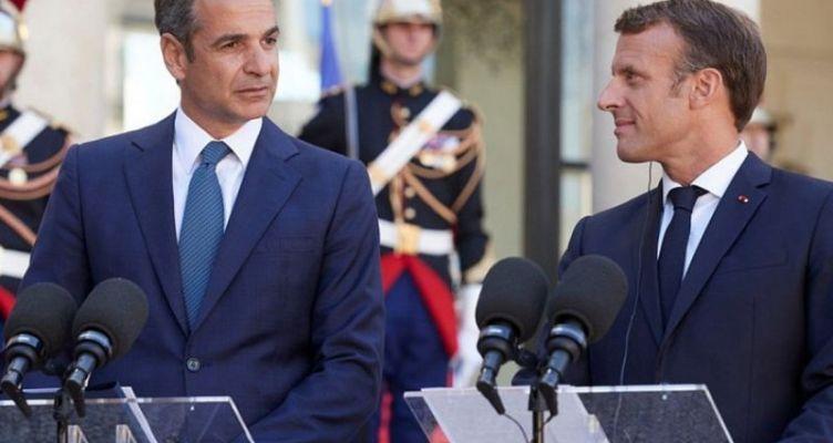 «Κλείδωσε» η συμμαχία: Η Γαλλία θα στηρίξει την Ελλάδα σε θερμό επεισόδιο!