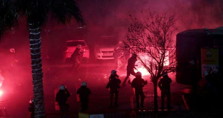 Ολυμπιακός: «Στην αστυνομία η ευθύνη για τα επεισόδια»