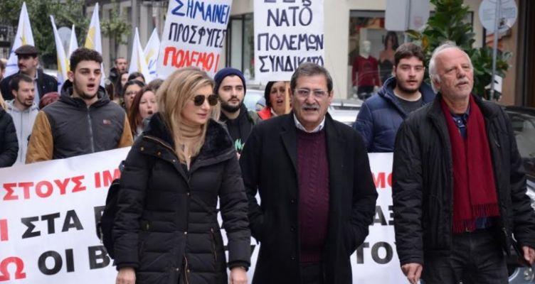 Η Δημοτική Αρχή Πατρέων κατά της συμφωνίας Ελλάδας – Η.Π.Α. για τις βάσεις