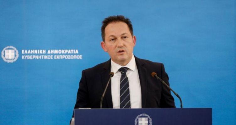 Ο Στέλιος Πέτσας για τα 33,4 δισ. ευρώ στην Ελλάδα από την πρόταση της Κομισιόν