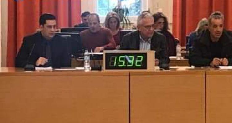 Αγρίνιο – Δημοτικό Συμβούλιο: Συντριπτικό «όχι» στην Εκτροπή του Αχελώου (Φωτό)