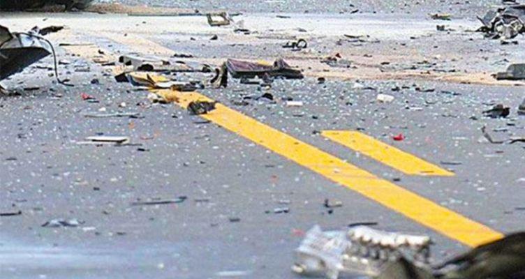 Τροχαίο υλικών ζημιών στην Ε.Ο. Αγρινίου – Θέρμου, στη Ντουγρή (Φωτό)