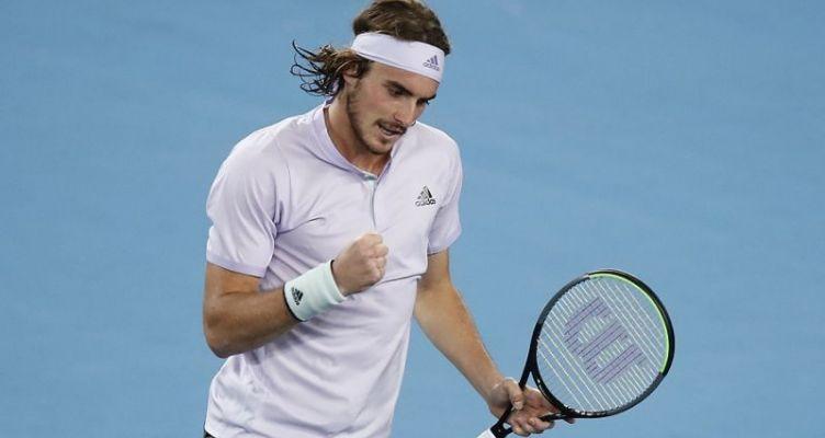 Περίπατος για Τσιτσιπά στην πρεμιέρα του Αυστραλιανού Open