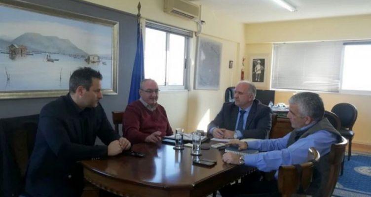 Μεσολόγγι: Έπεσαν οι υπογραφές για την υπογειοποίηση της Κύπρου