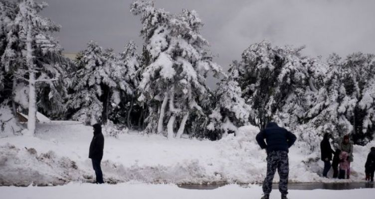 Για «ιστορικό χιονιά» σε δέκα ημέρες προειδοποιεί ο Κλέαρχος Μαρουσάκης