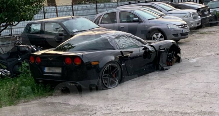 Γλυφάδα: Σε γνωστό όνομα της αθηναϊκής κοινωνίας ανήκει η πολυτελής Corvette