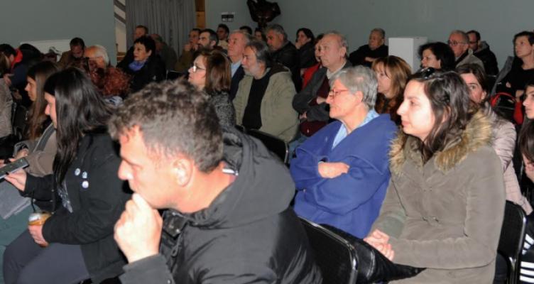 Με επιτυχία η εκδήλωση για τα 77 χρόνια της ΕΠΟΝ, από το Παράρτημα Αγρινίου