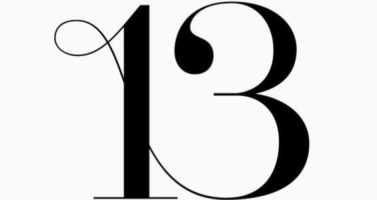 Γιατί ο αριθμός 13 θεωρείται γρουσούζικος