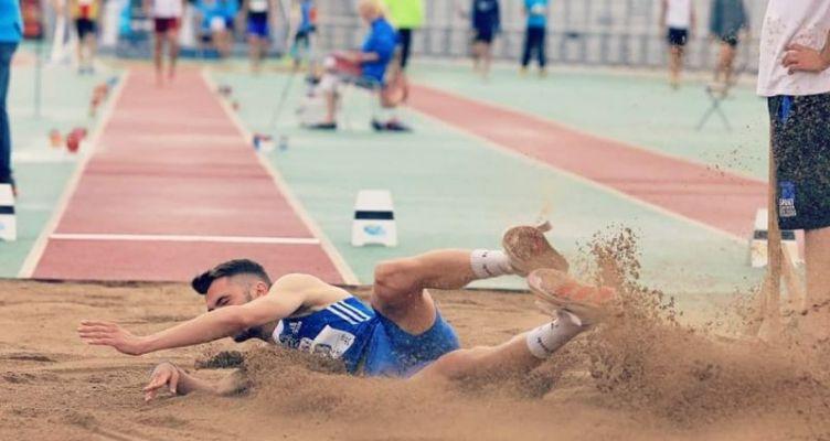 Ο Αγρινιώτης Κων. Σαράκης στο Πανελλήνιο Πρωτάθλημα Κλειστού Στίβου 2020