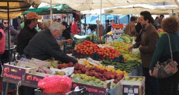 Πώς θα λειτουργούν οι Λαϊκές Αγορές στον Δήμο Ι.Π. Μεσολογγίου