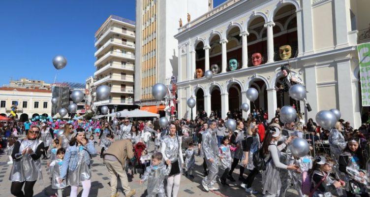 Πατρινό Καρναβάλι 2020: Μεγάλο Καρναβάλι των Μικρών (Βίντεο)