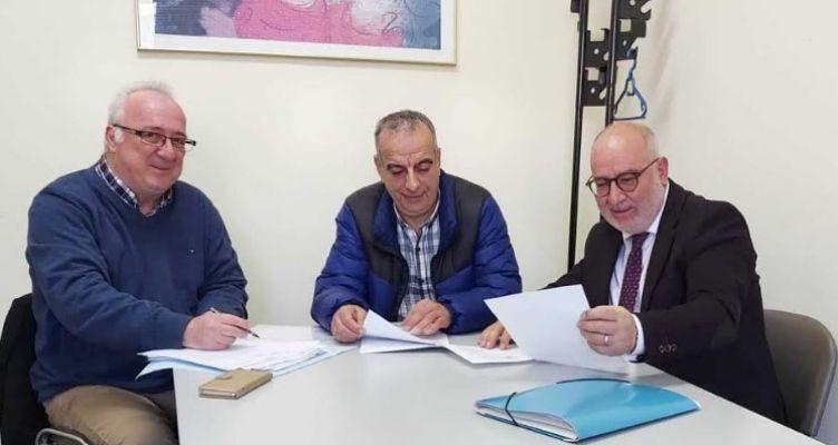 Σύσκεψη για την αξιοποίηση του ακινήτου της παλαιάς Νομαρχίας στην Πάτρα