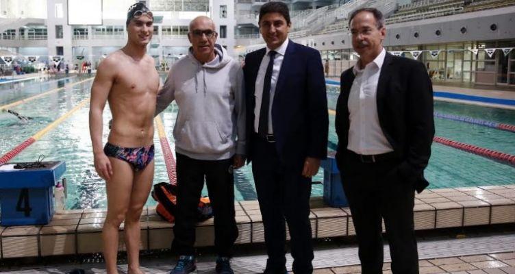 Το πρόγραμμα εκμάθησης κολύμβησης από την αρχή της σχολικής χρονιάς