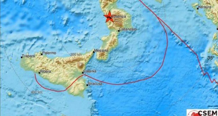 Ισχυρός σεισμός στην Ιταλία που δοκιμάζεται από τον κορωνοϊό!