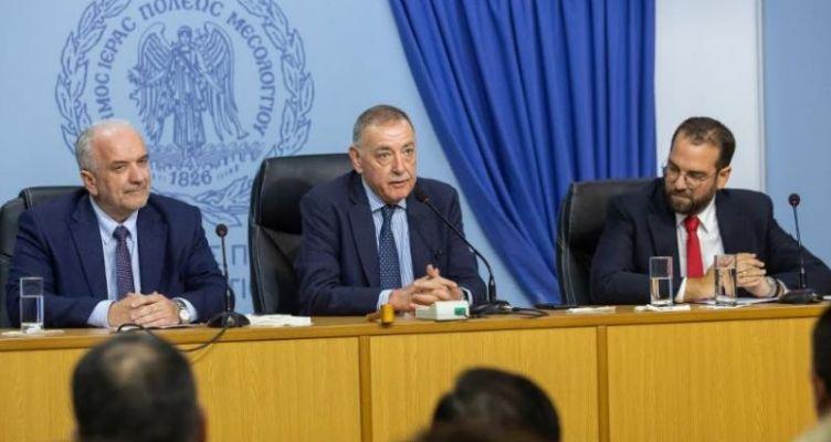 Μεσολόγγι: Διευρυμένη Συνεδρίαση Δ.Σ. Επιμελητηρίου Αιτωλοακαρνανίας (Φωτό)
