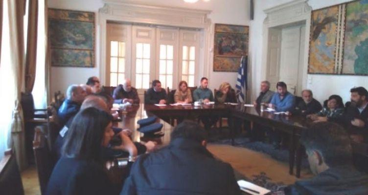 Σύσκεψη στο Δημαρχείο Πατρέων των φορέων για το Καρναβάλι
