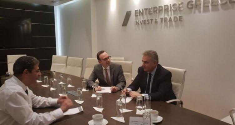 Λευκάδα: Τεχνικό κλιμάκιο της Enterprise Greece για τη μελέτη τεχνικής εφικτότητας