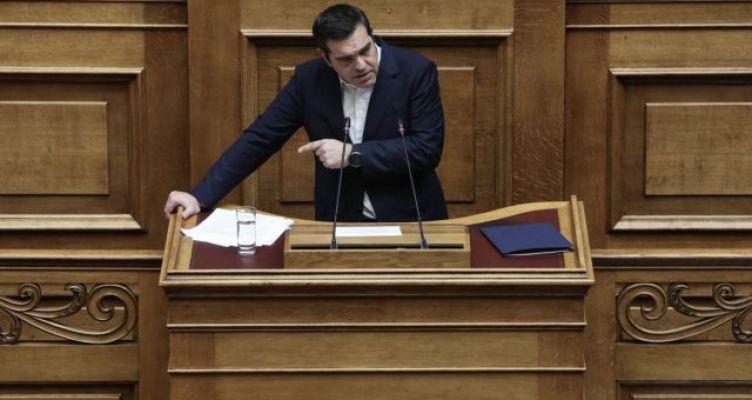 Τσίπρας : Ζήτησε παραίτηση Χρυσοχοΐδη και κατήγγειλε Μητσοτάκη για εθνικό διχασμό