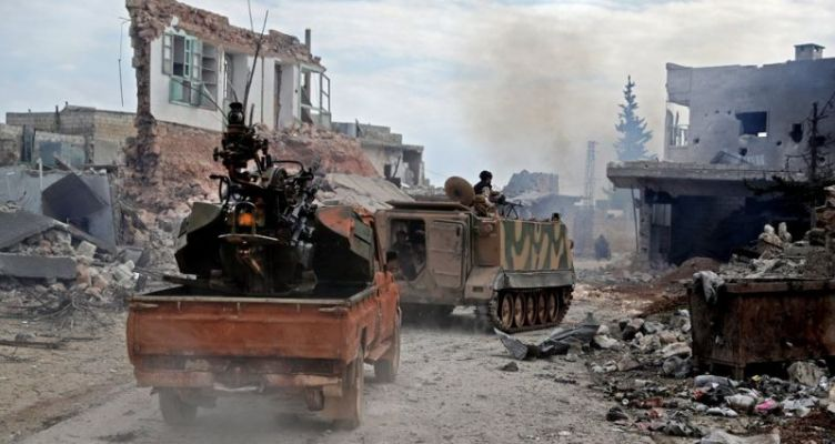 Συρία-Τουρκία: Δεκάδες Τούρκοι στρατιώτες νεκροί από βομβαρδισμό