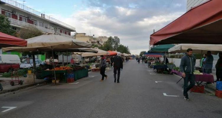 Ανακοίνωση του Δήμου Πατρέων για τις Λαϊκές Αγορές