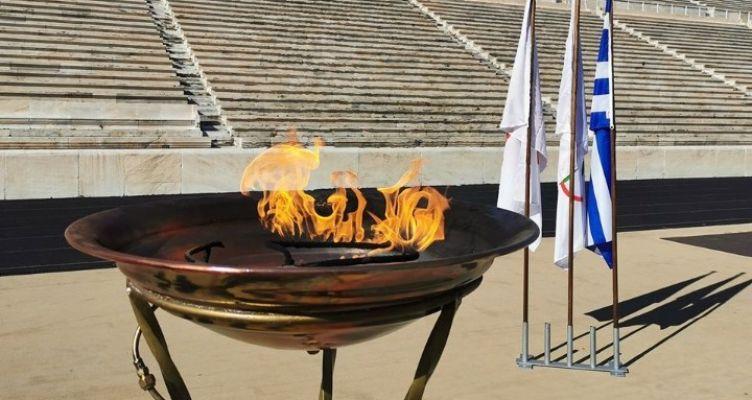 Στo Ε.Ρ.Τ. Sports η παράδοση της Ολυμπιακής Φλόγας – Δείτε πότε θα μεταδοθεί