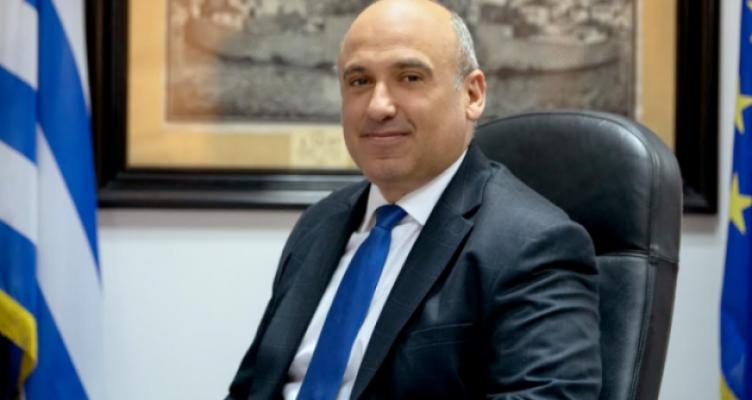 Εορτές Εξόδου 2020: Συμβολικός και εξ' αποστάσεως φόρος τιμής από το Δήμαρχο Ναυπακτίας