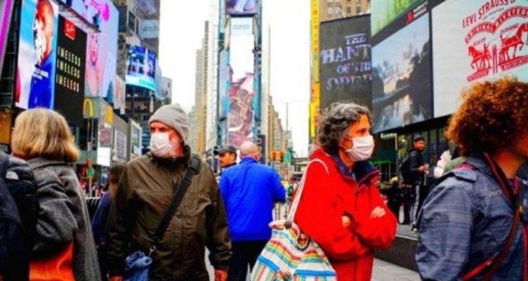 Βρετανία, Μαδρίτη και Νέα Υόρκη τα επόμενα hot spots του ιού