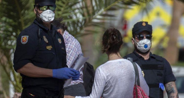 Ισπανία: 1.500 νέα κρούσματα κορωνοϊού και 136 νεκροί