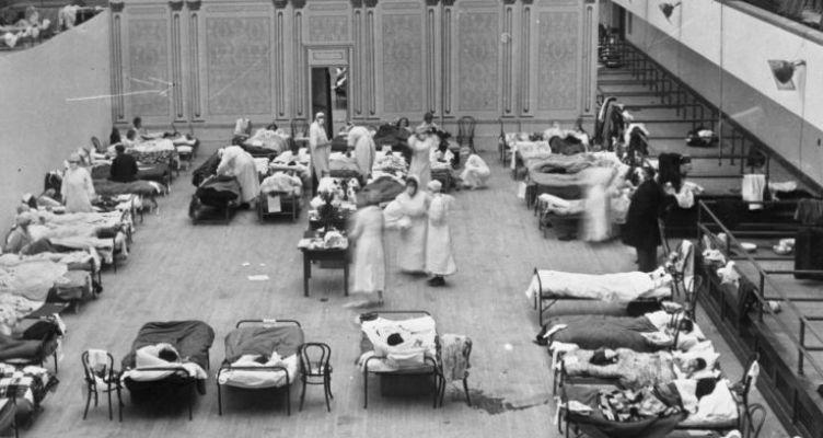 Κορωνοϊός: Το παράδοξο των επιδημιών – Κάθε 100 χρόνια συμβαίνει και από μία