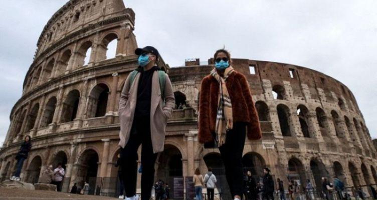 Κορωνοϊός: Έφθασαν στην Ιταλία κινέζοι ειδικοί για την αντιμετώπιση της επιδημίας