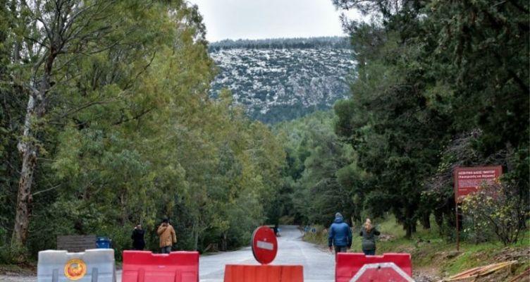 Κορωνοϊός: Κλείνει το Πεδίον του Άρεως, το Άλσος του Φινόπουλου και το Αττικό Άλσος